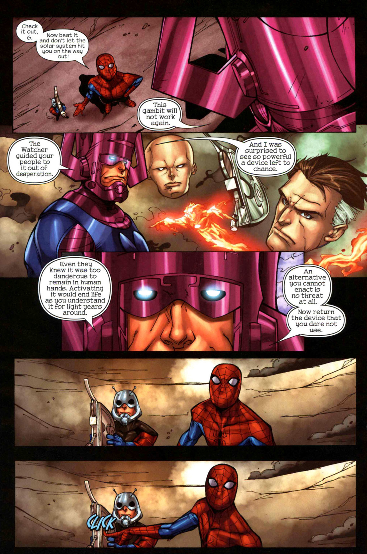 Marvel Adventures The Avengers 26 Page