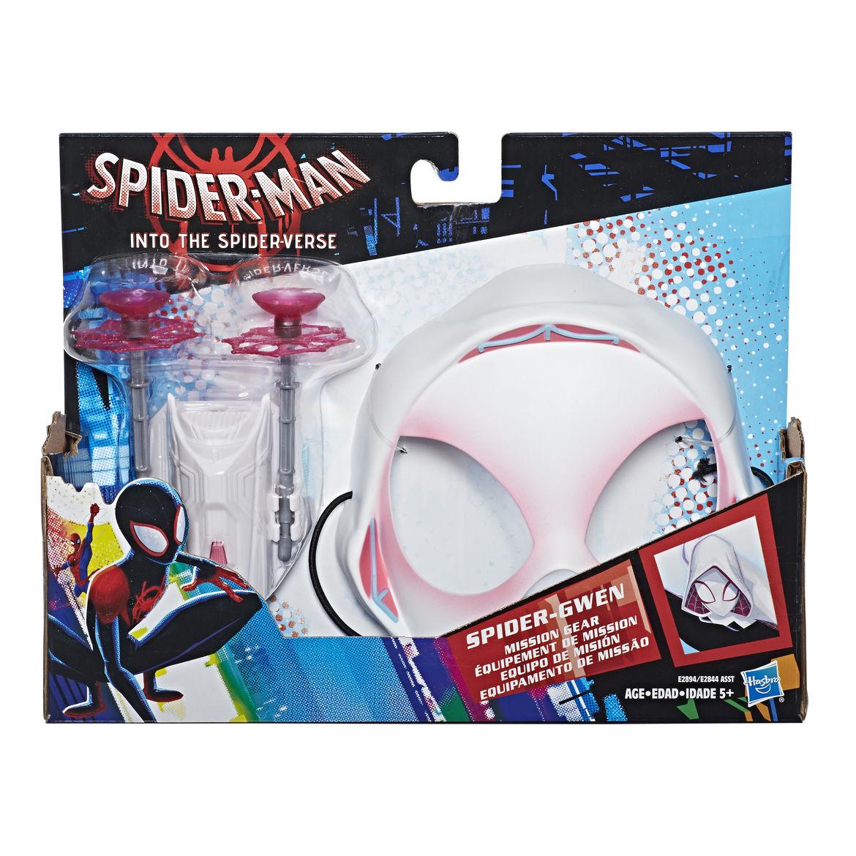 MARVEL SPIDER-MAN INTO THE SPIDER-VERSE MISSION GEAR Assortment (Spider-Gwen) - in pkg