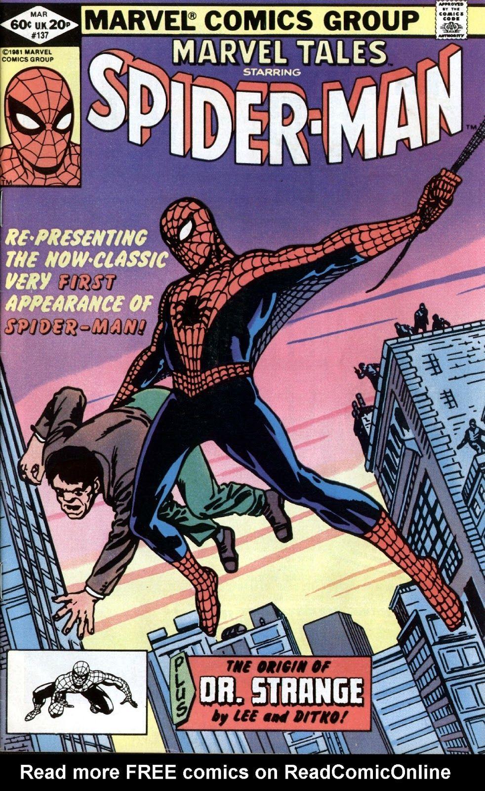 Marvel Tales #137 (Writer Stan Lee, Artists Steve Ditko, Cover Jack Kirby)