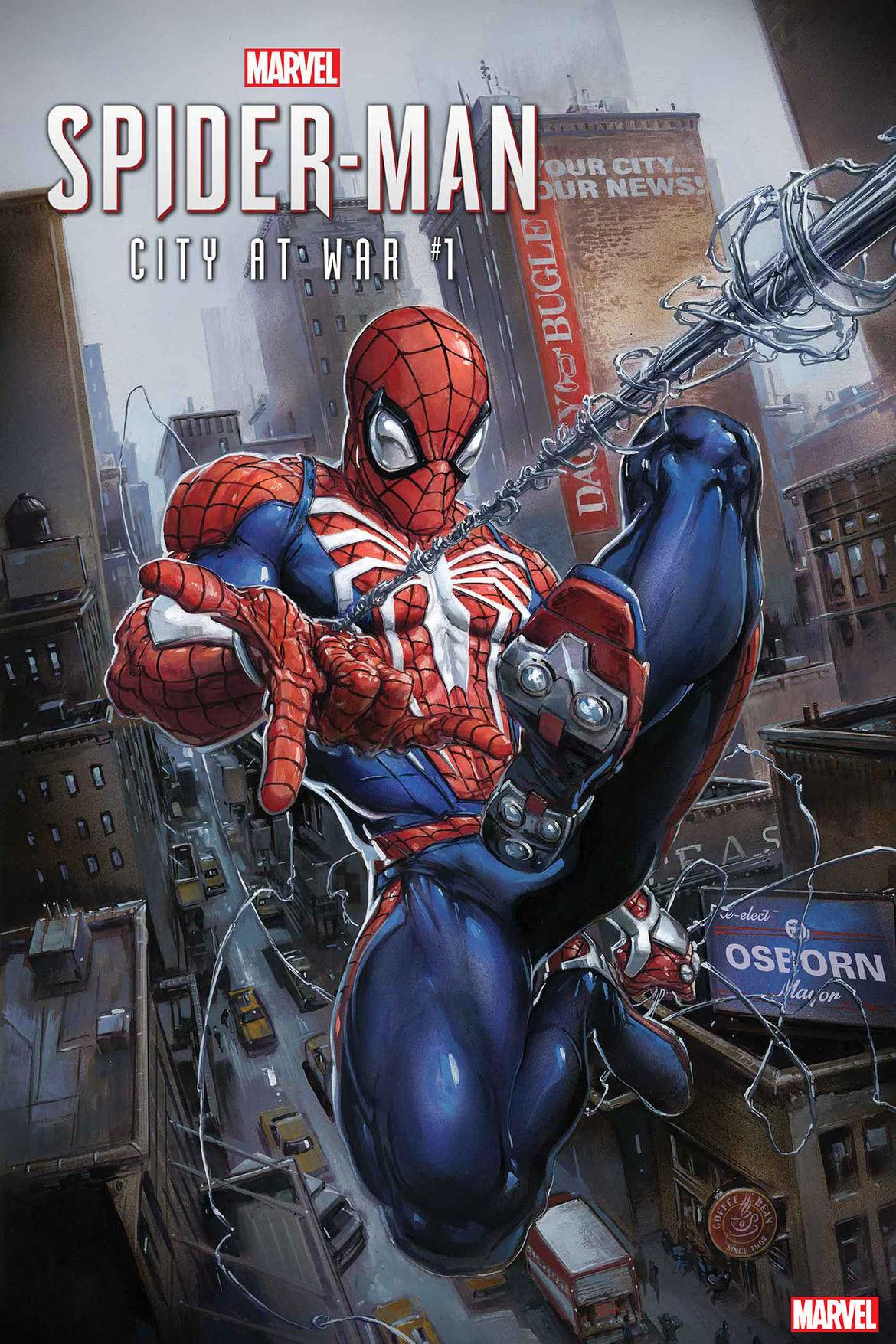 Marvel's Spider-Man City at War