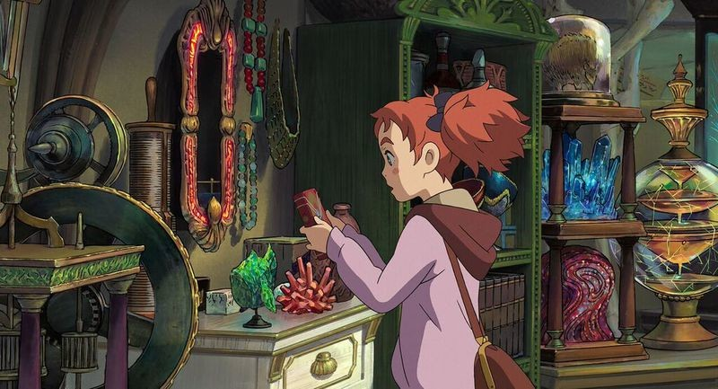 Mary and the Witch's Flower book