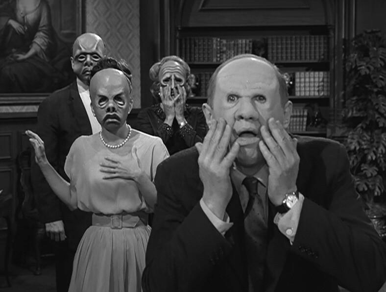 Twilight Zone Masks
