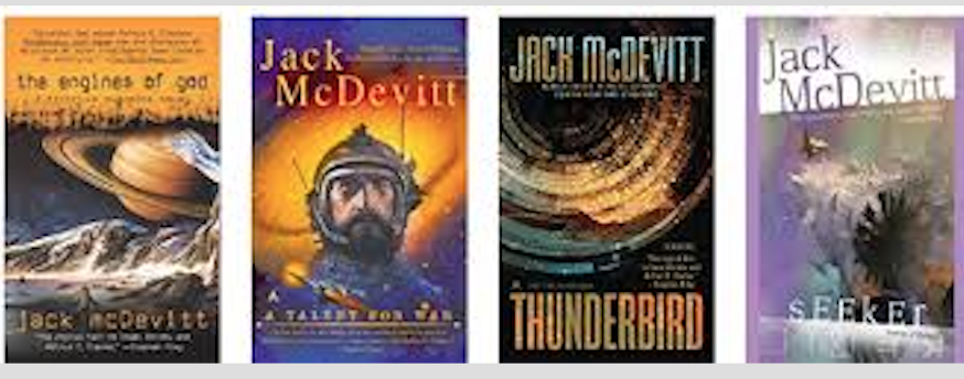 Author Jack Mcdevitt Shoots For The Stars With His New Novel The
