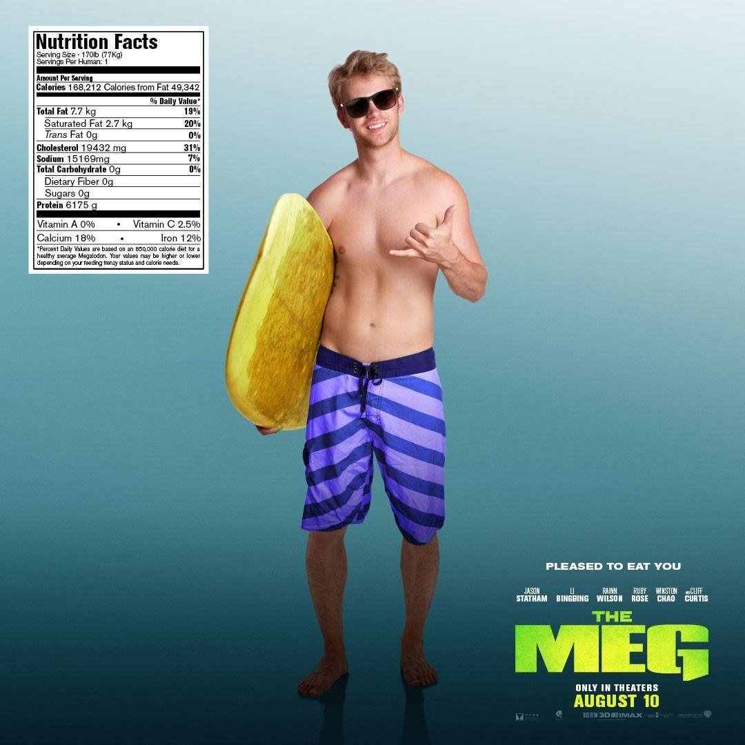 The Meg poster 4