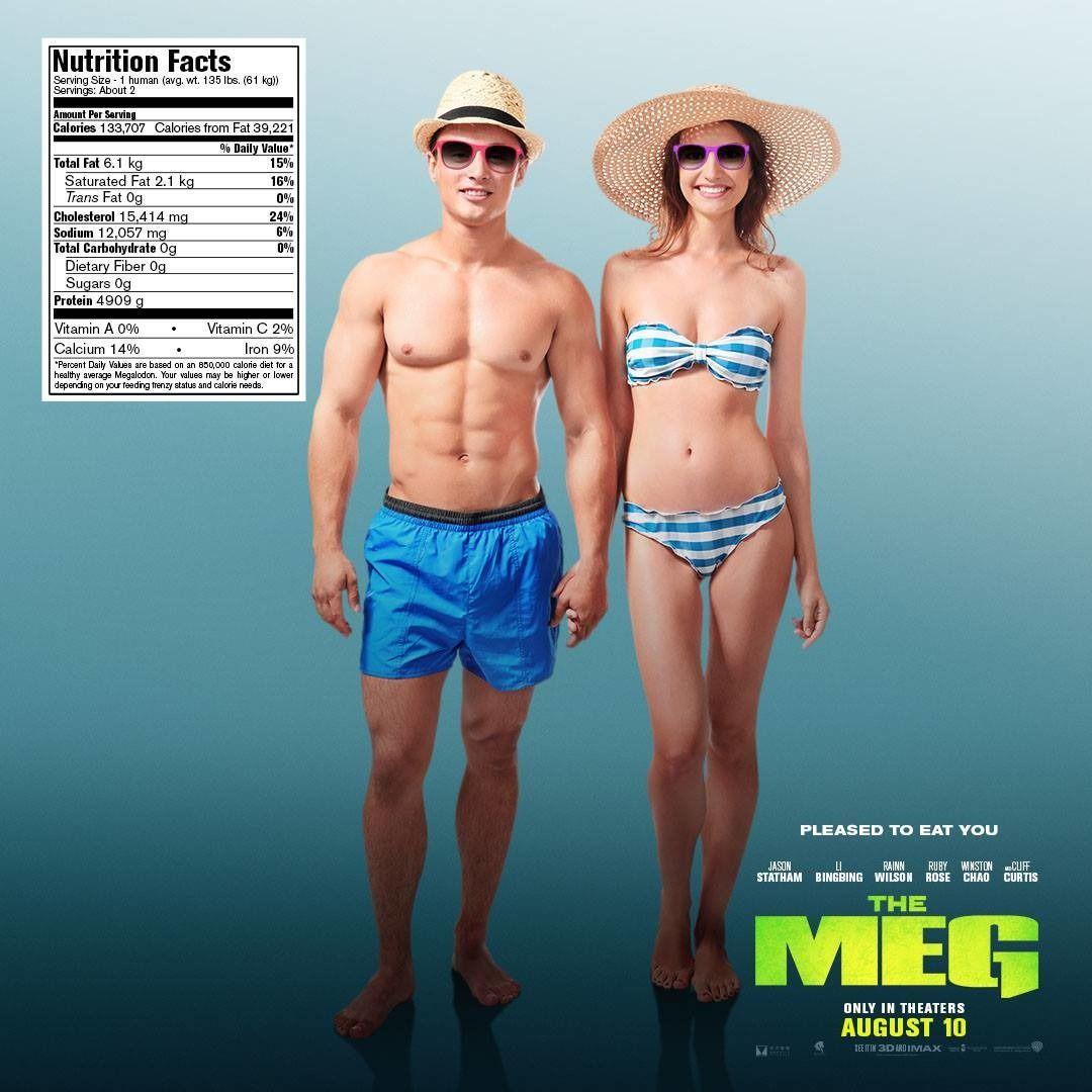 The Meg poster 2