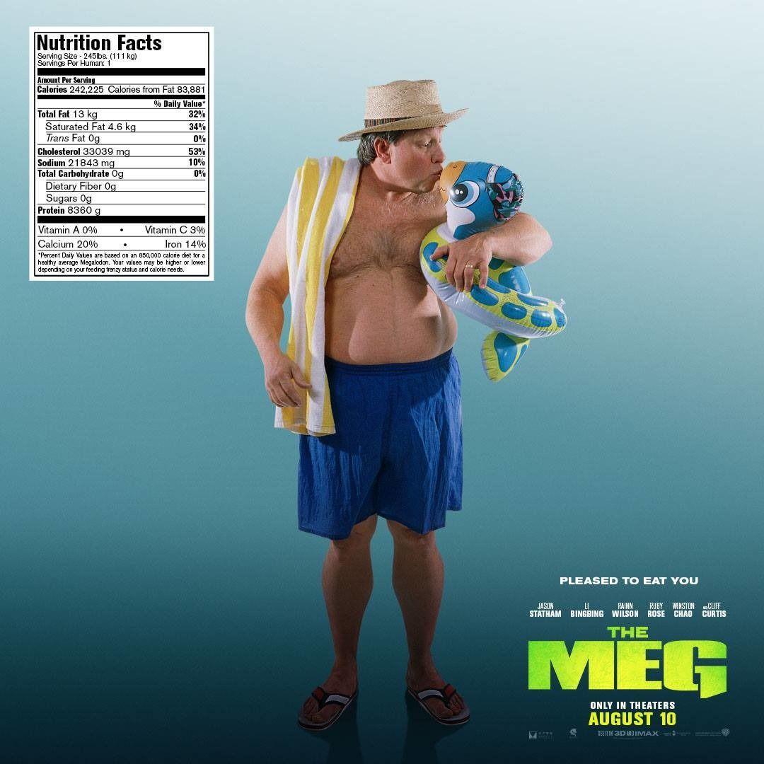 The Meg poster 3