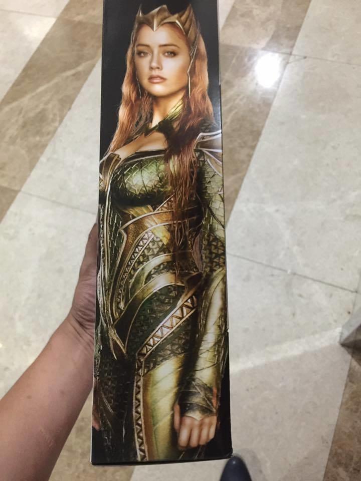 Mera Justice League figure