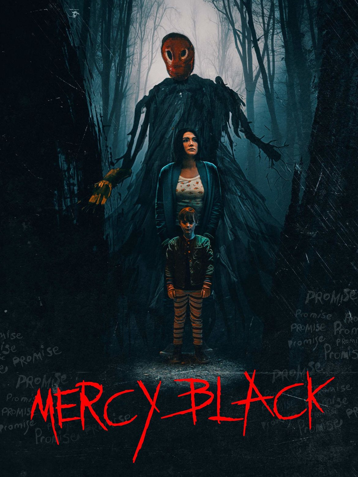 Mercy Black, Netflix and Blumhouse's surprise release, is