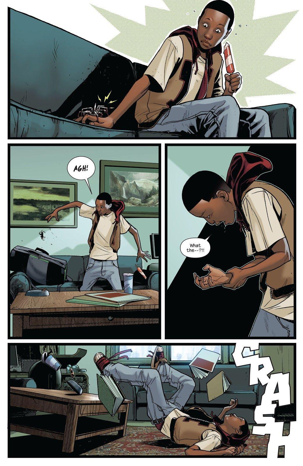 All New Spider-Man #1 (Writer Brian Michael Bendis, Artist Sara Pichelli)