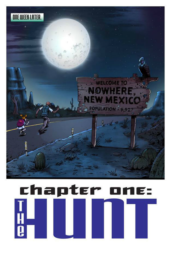 Miles From Nowhere Chapter One