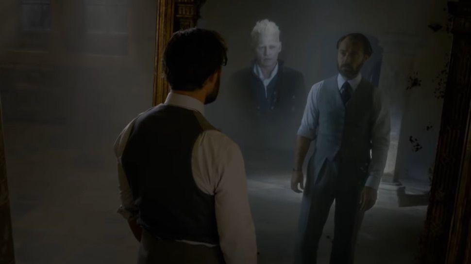 MirrorDumbledore
