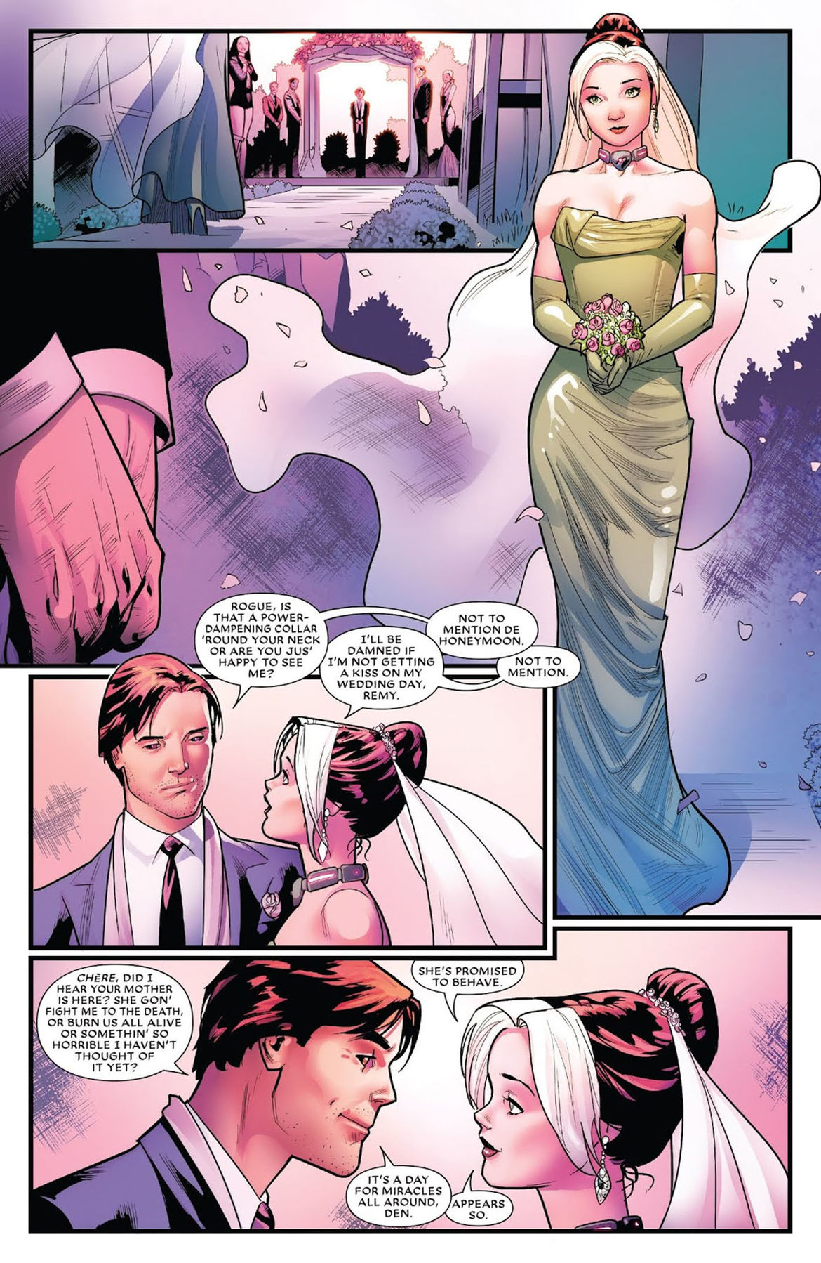 Mr and Mrs X page 2