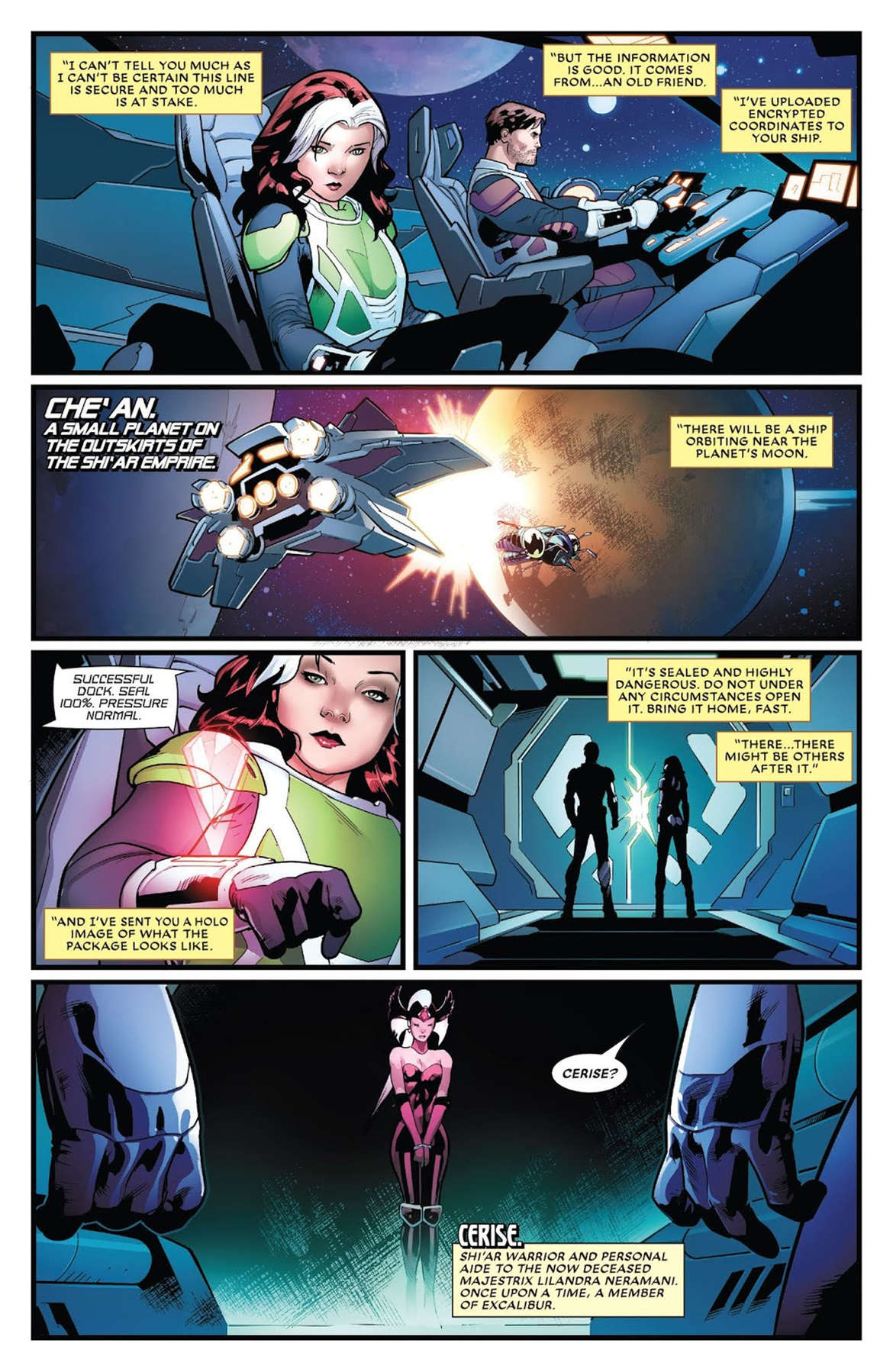 Mr and Mrs X page 4