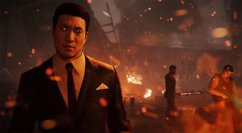 Mr Negative in Spider-Man PS4