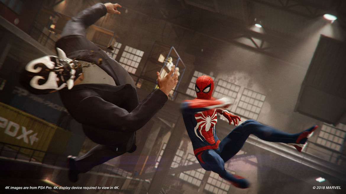 E3 2018: Playstation 4's Spider-Man is a detail-filled, wall