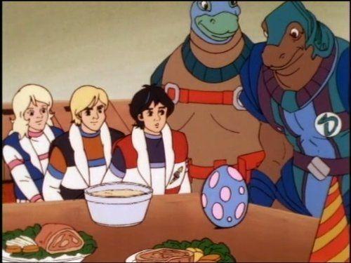 Dinosaucers (1988)