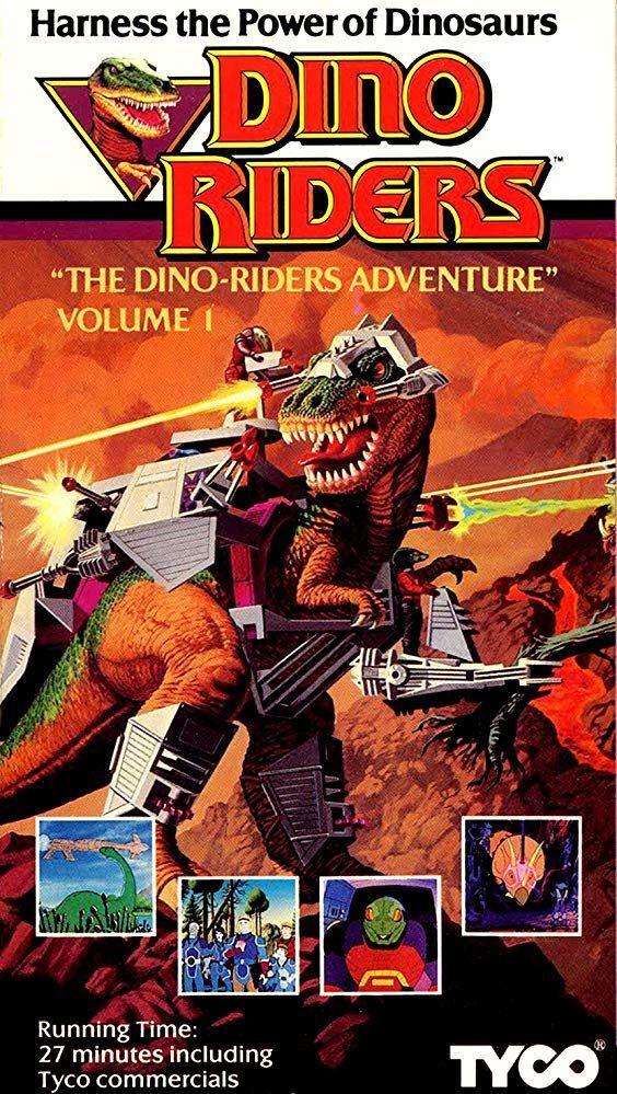 Dino-Riders (1988)