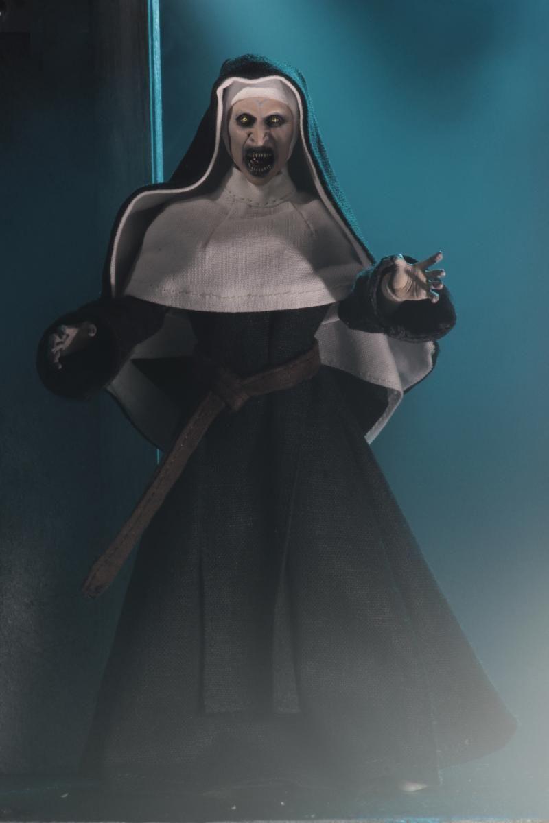 neca the nun retro figure