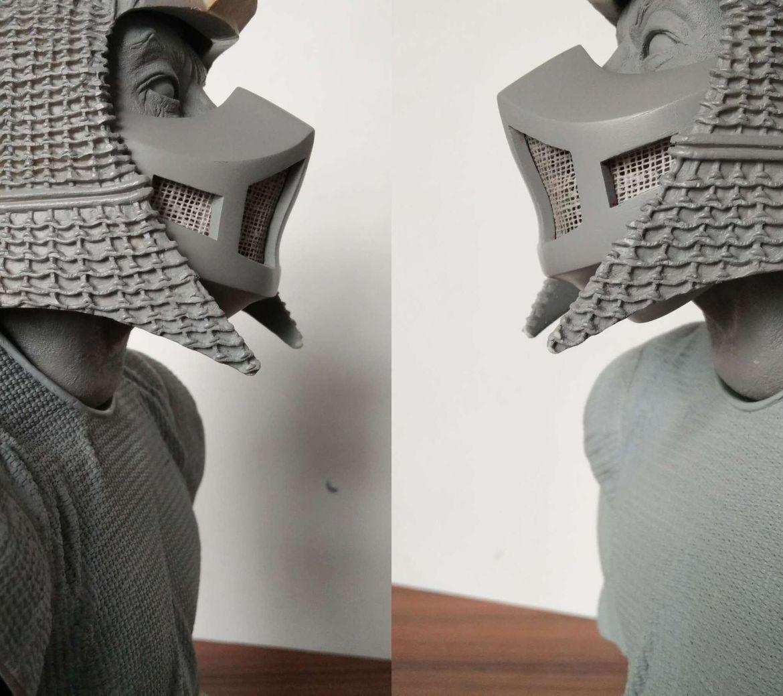 neca 1990 tmnt shredder proto