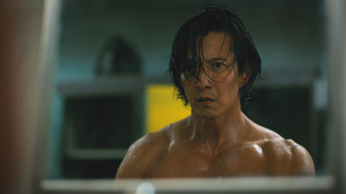 Altered Carbon Will Yun Lee
