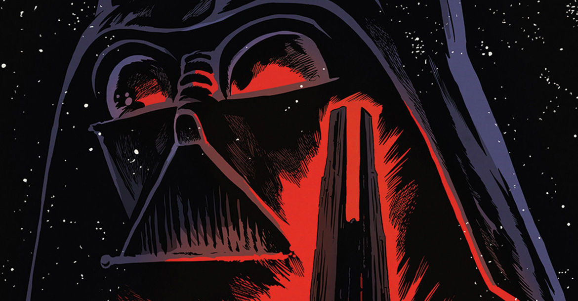 IDW Tales From Vader's Castle