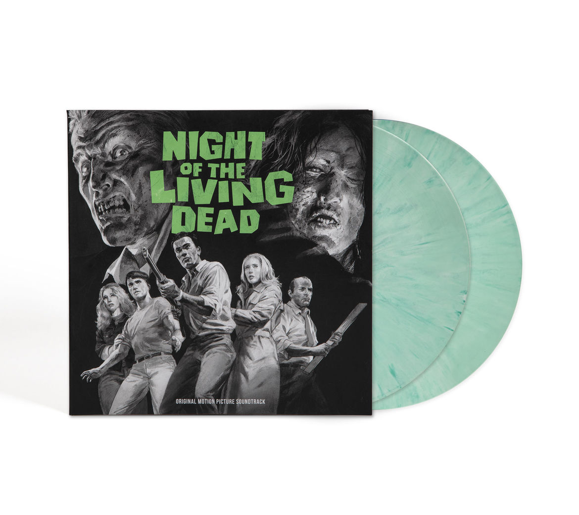 Night of the Living Dead Waxwork Records