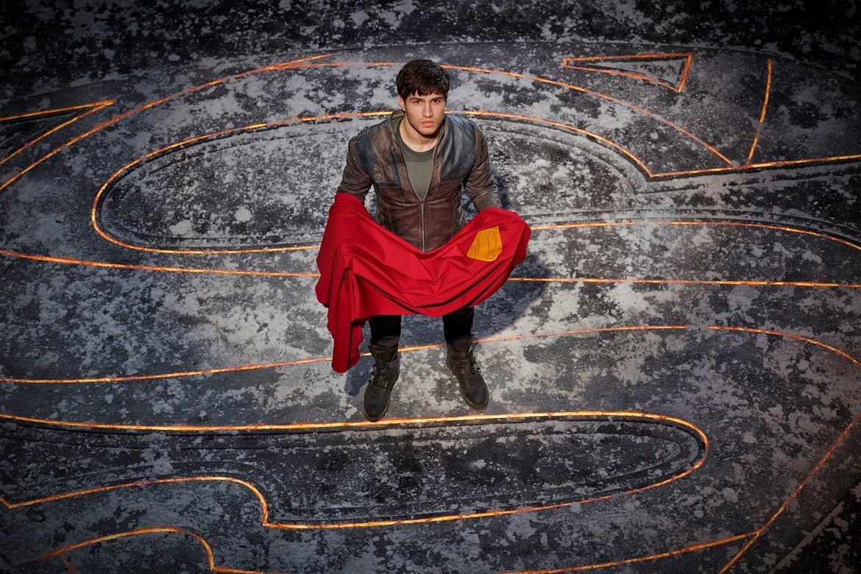 Krypton cape