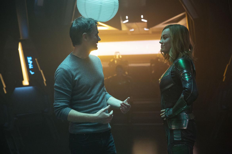 Captain Marvel Ryan Fleck Brie Larson