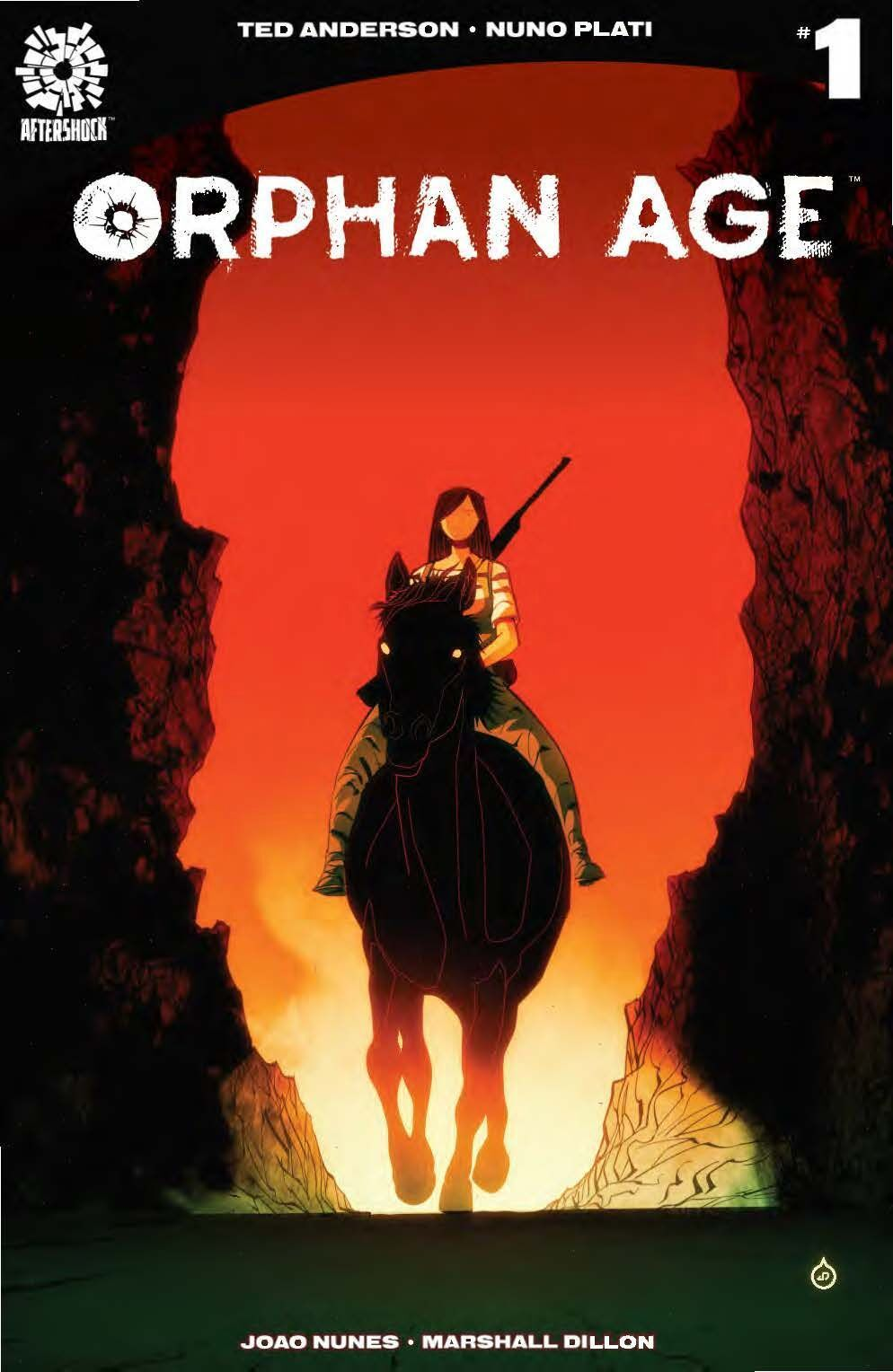 Orphan Age Cover