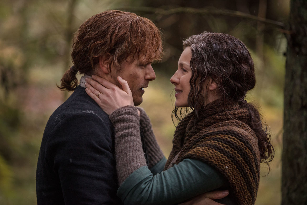 Outlander 403, Jamie and Claire