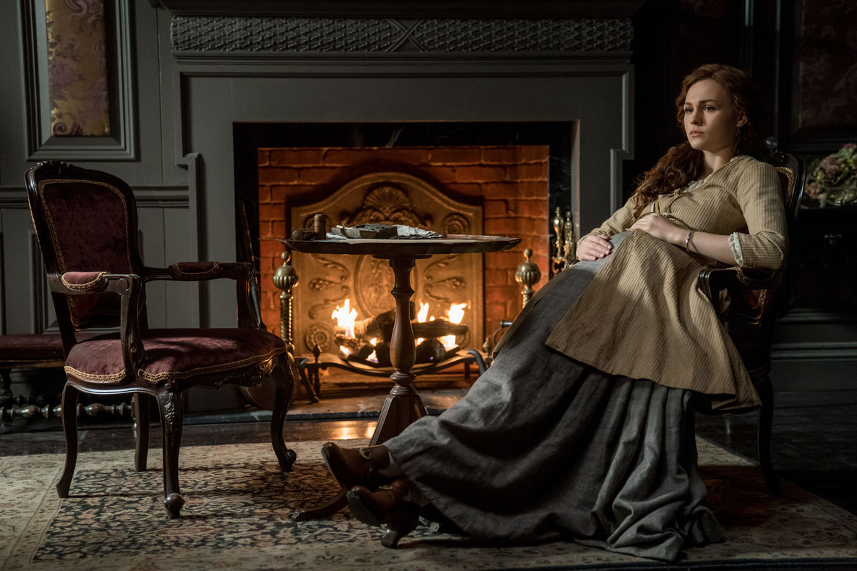Outlander 411, Brianna