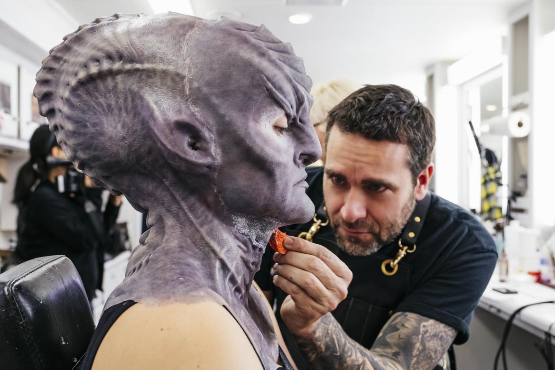 Star Trek: Discovery makeup