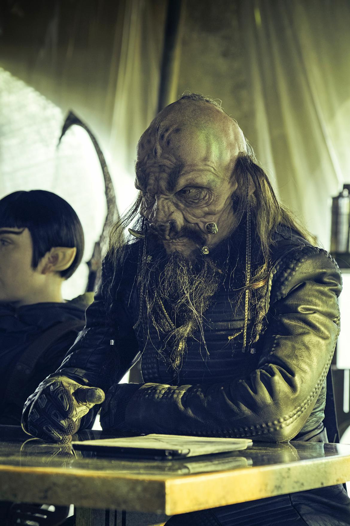 Tellarite makeup, Star Trek: DiscoveryC