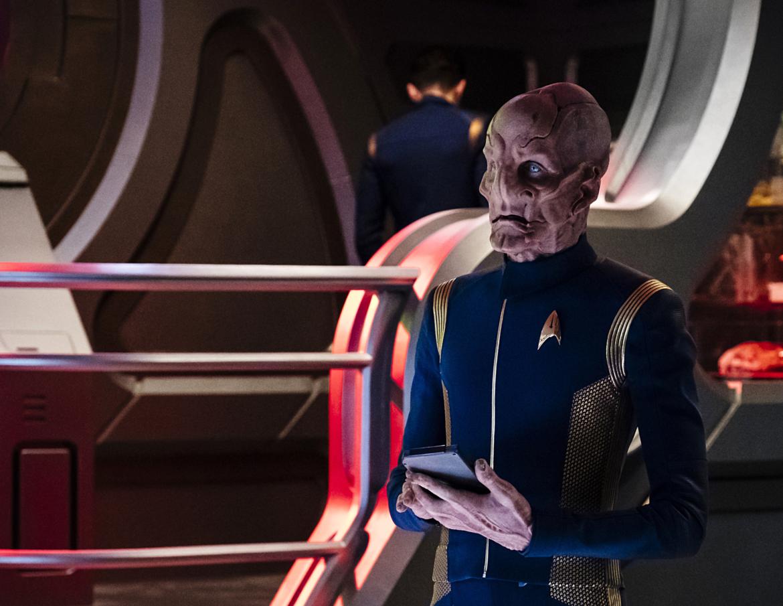 Star Trek: Discovery, makeup