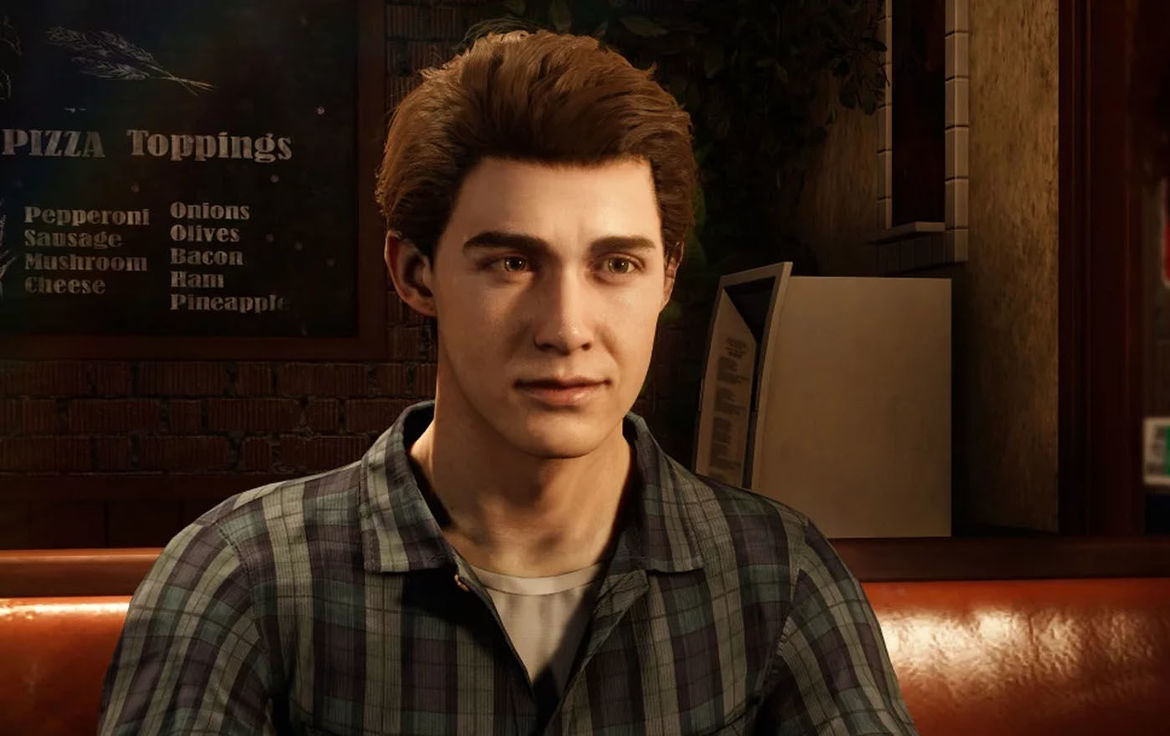 Peter Parker in Spider-Man PS4