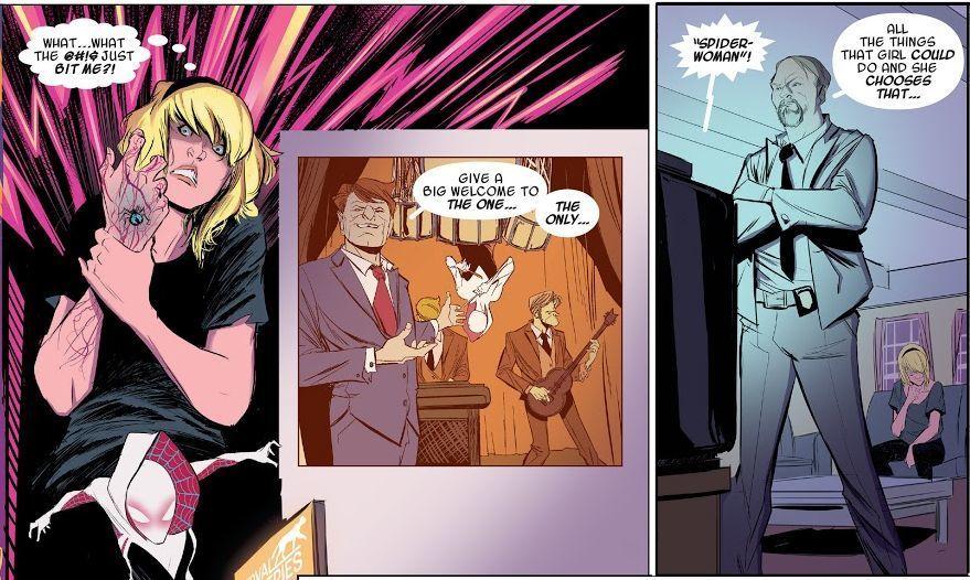 Edge of Spider-Verse #2 (Writer Jason Latour, Penciler Robbi Rodriguez)