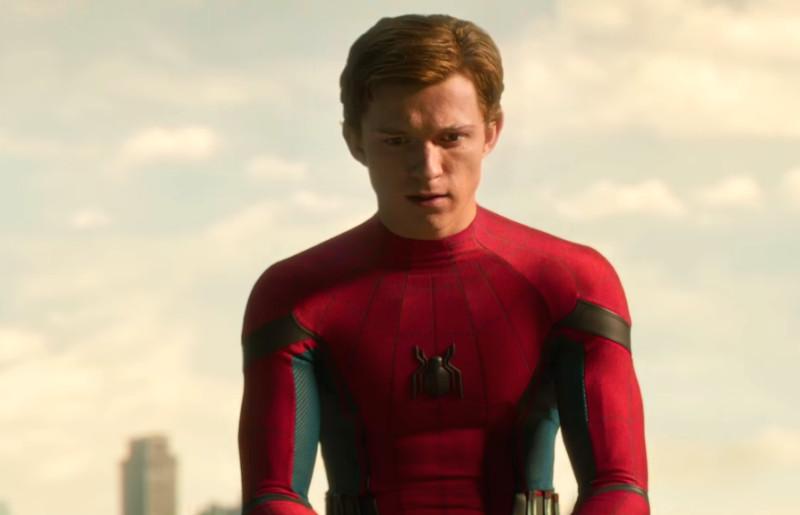 Peter Parker Still from Spider-Man: Homecoming
