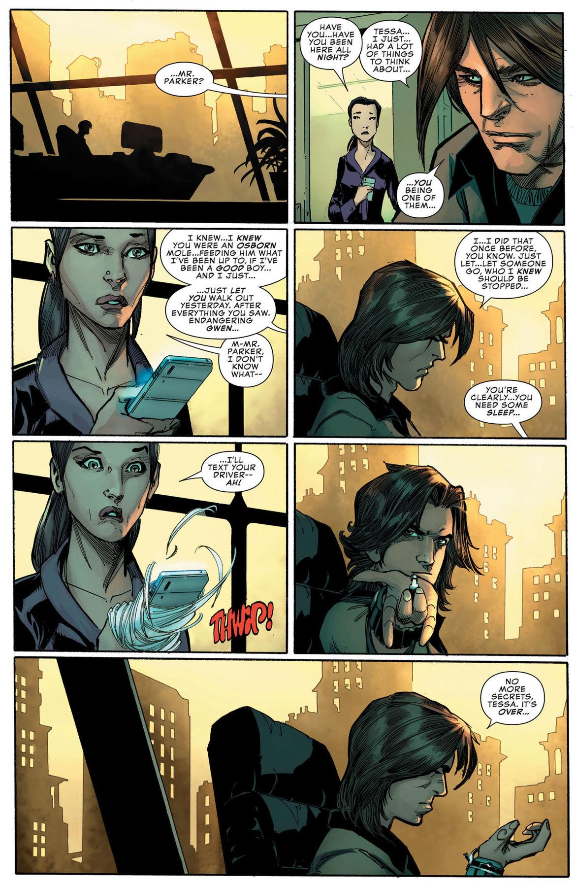 Peter Parker Spectacular Spider-Man 305 page 1