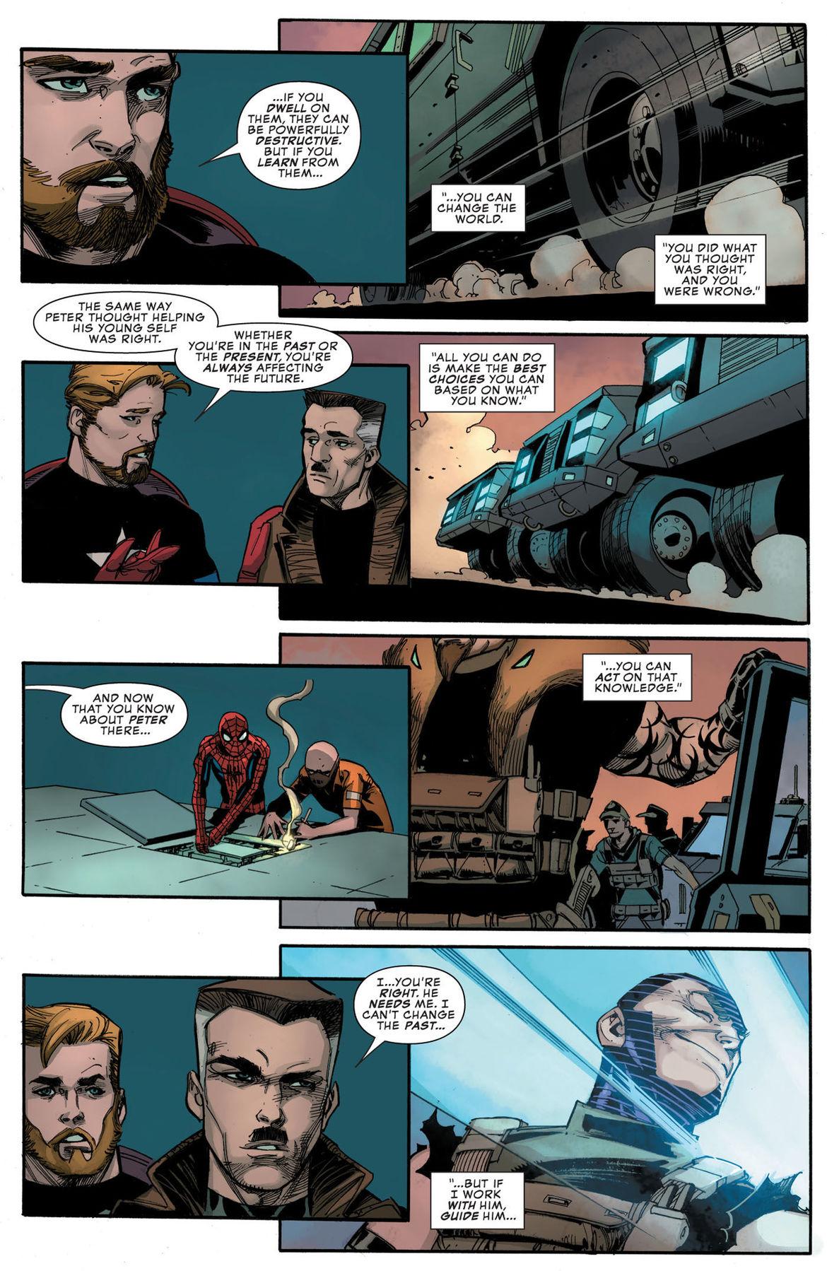Peter Parker Spectacular Spider-Man 305 page 5