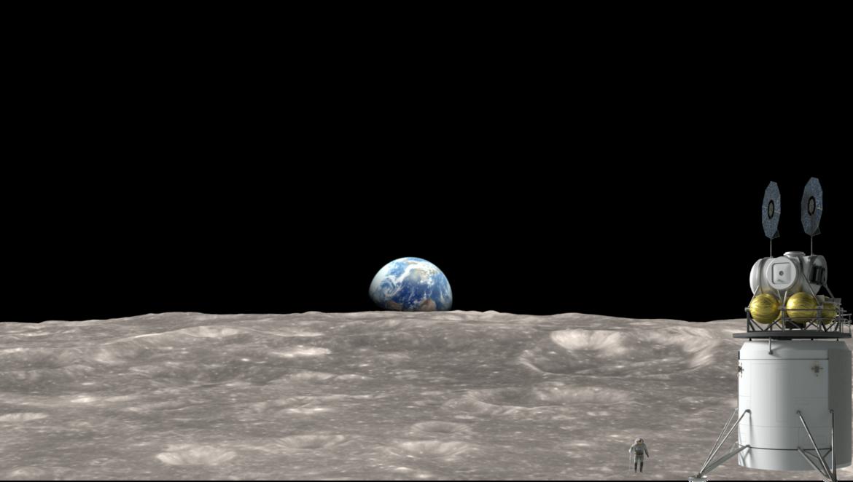 NASA Human Landing System concept