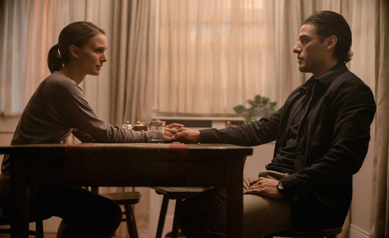 Annihilation, Oscar Isaac and Natalie Portman