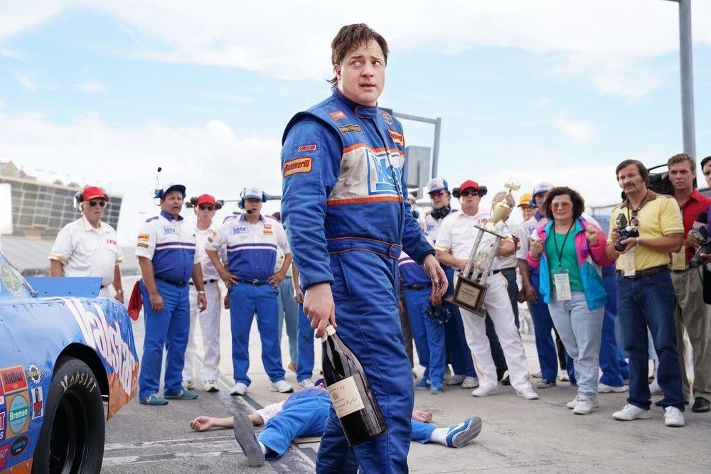 Brendan Fraser in Doom Patrol