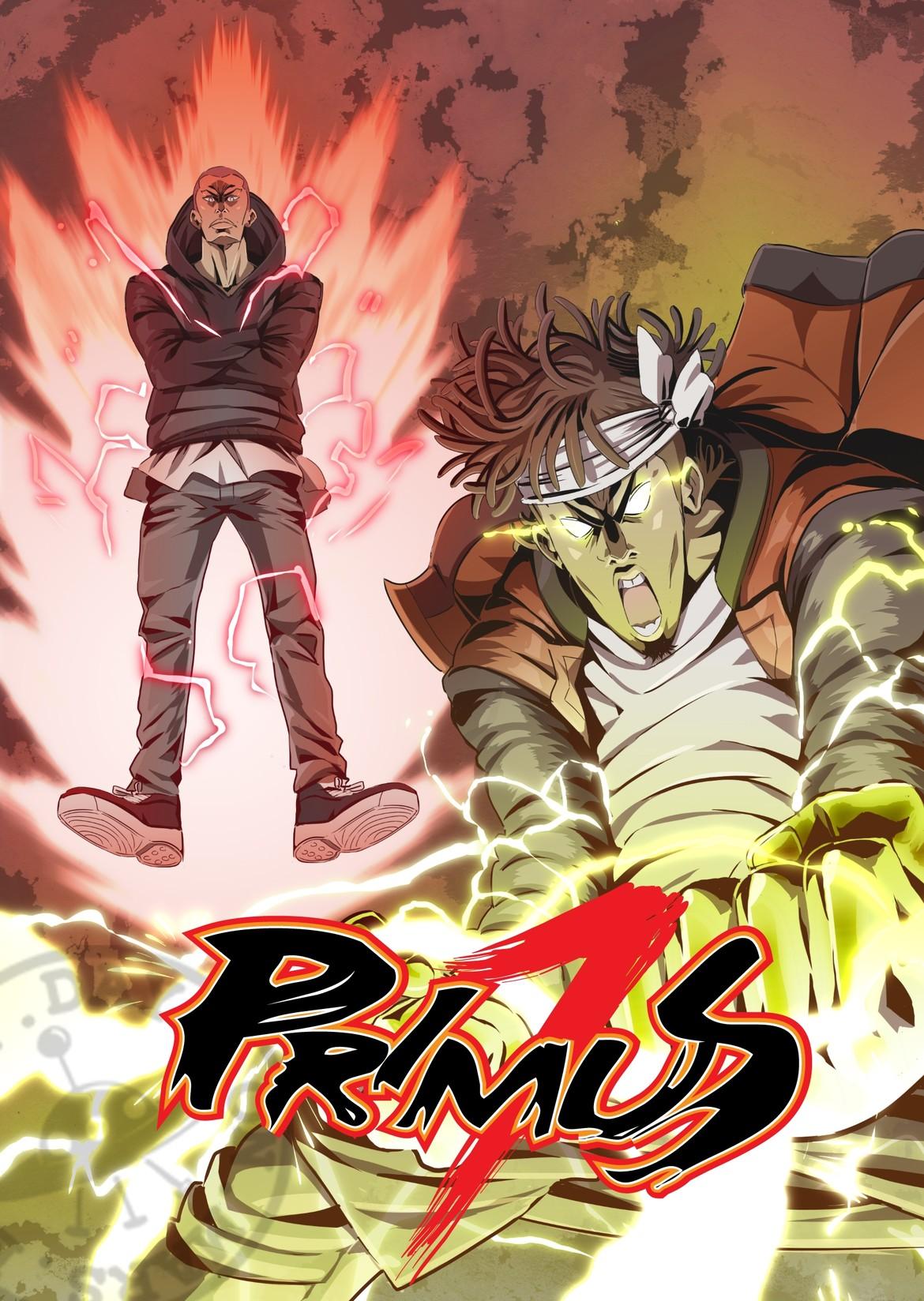 Primus 7 promo art