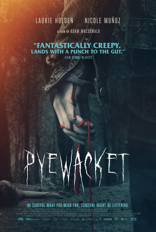 Pyewacket movie poster