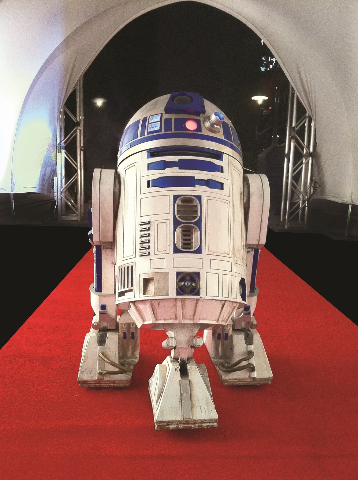 r2-d2 profiles in history auction r2d2 star wars