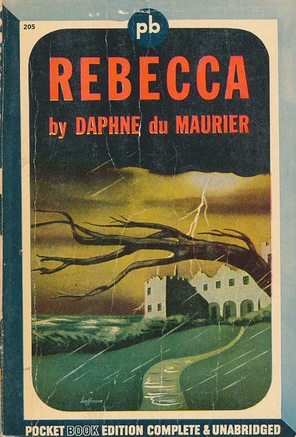 rebecca daphne du maurier movie