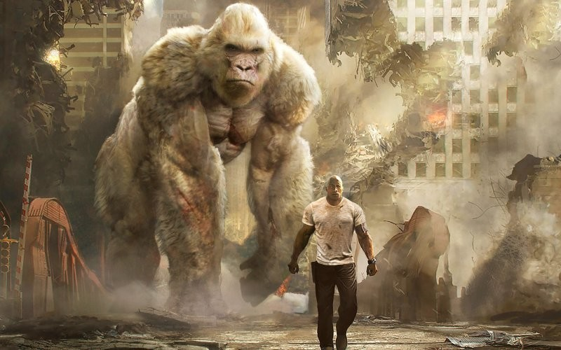 Rampage with Jason Liles and The Rock
