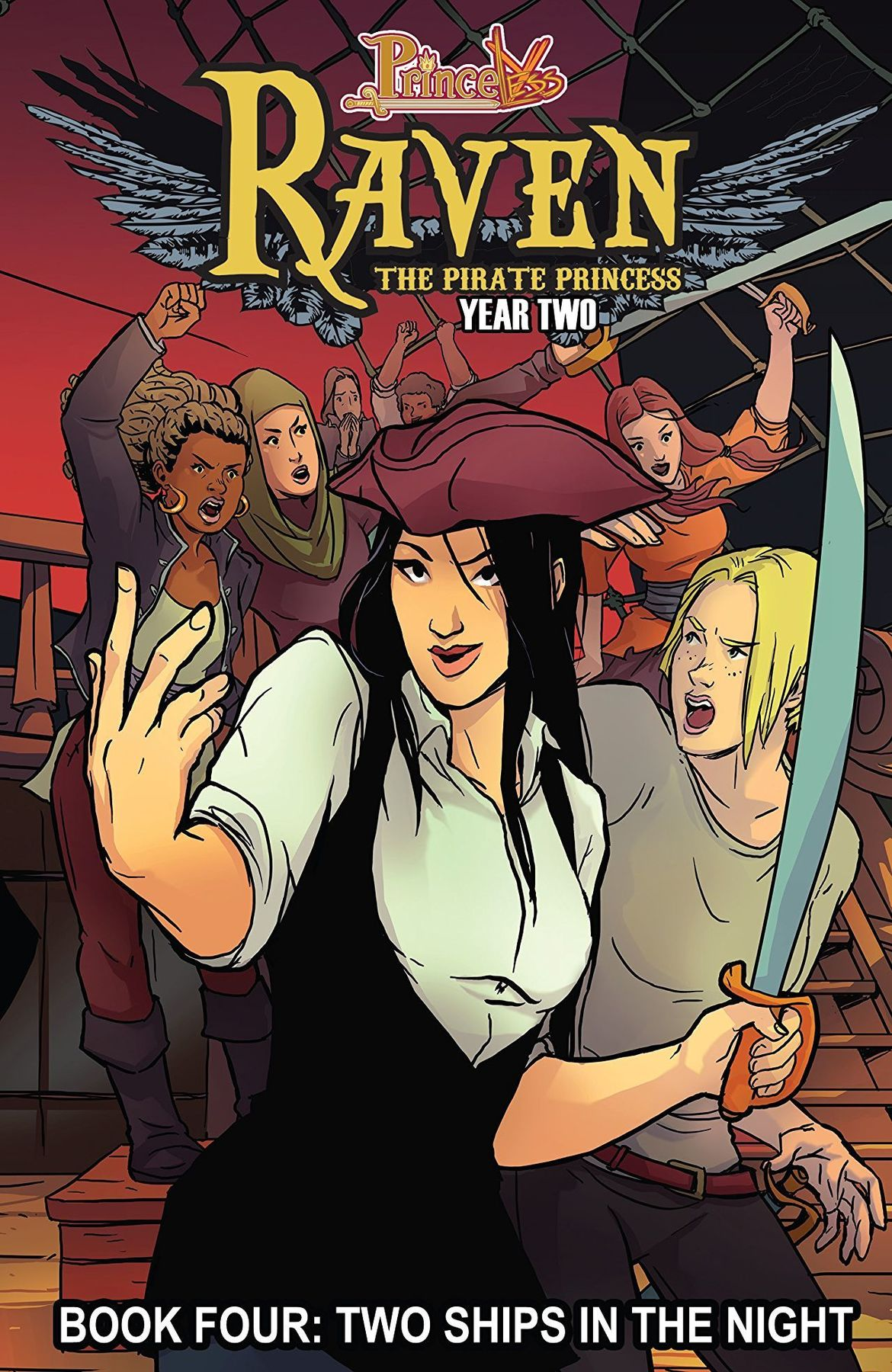 Raven cover 2