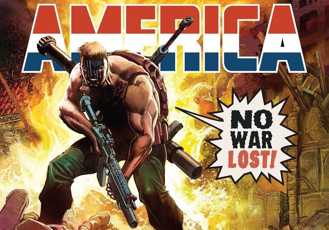 Captain America #12 (Writer Rick Remender, Artist Carlos Pacheco)