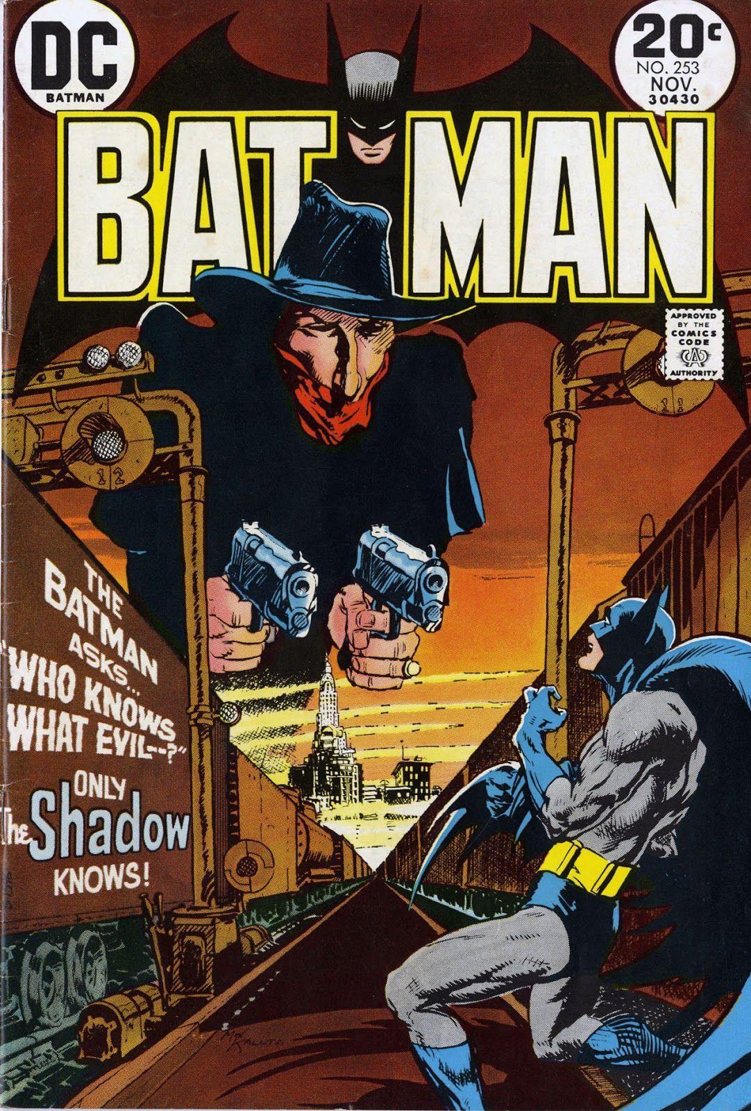 Batman #253 (Writer: Denny O'Neil, Art: Dick Giordano, Irv Novick)